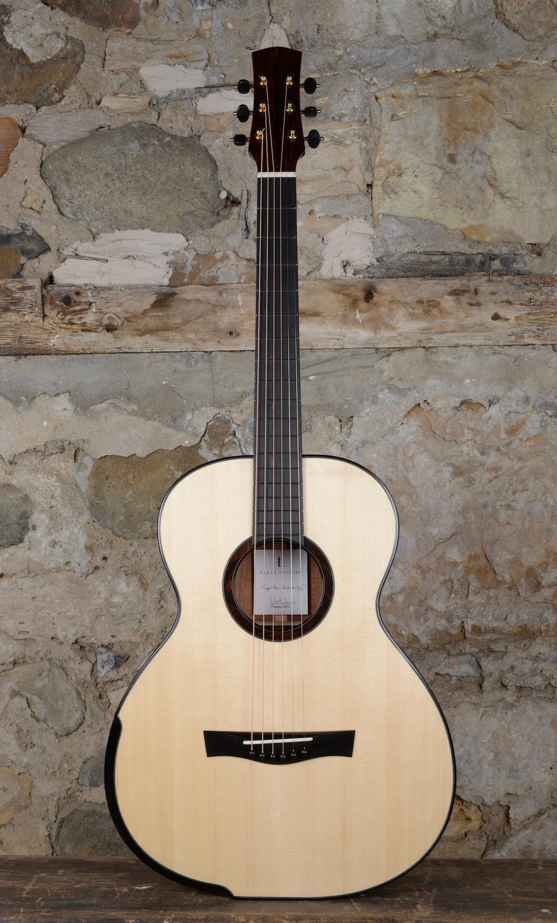 Copy of Taran Guitars Tirga Mhor Tasmanian Blackwood