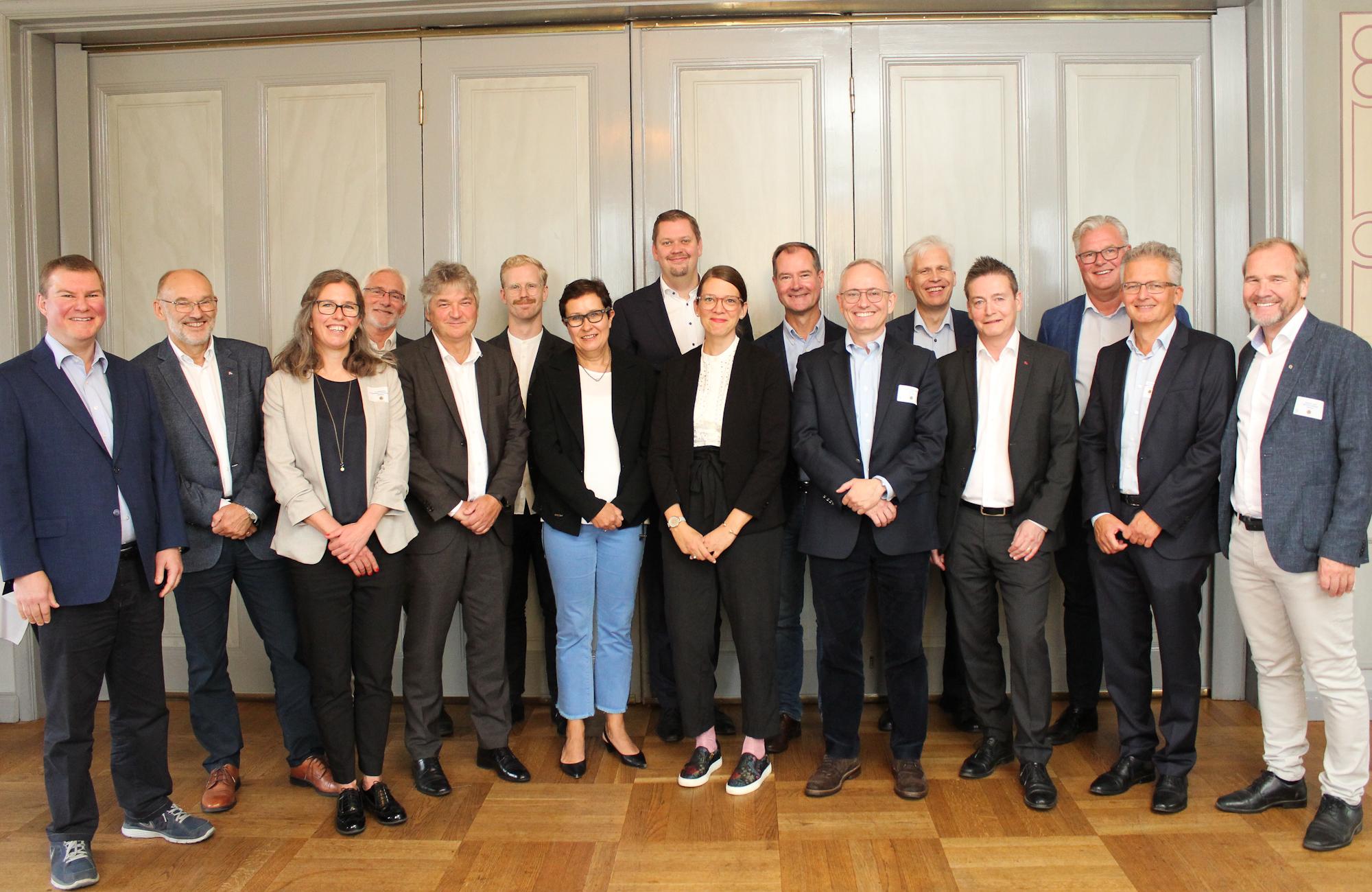 NBO Board 2018-2020   (fotograf Emma Casserlöv, HSB)
