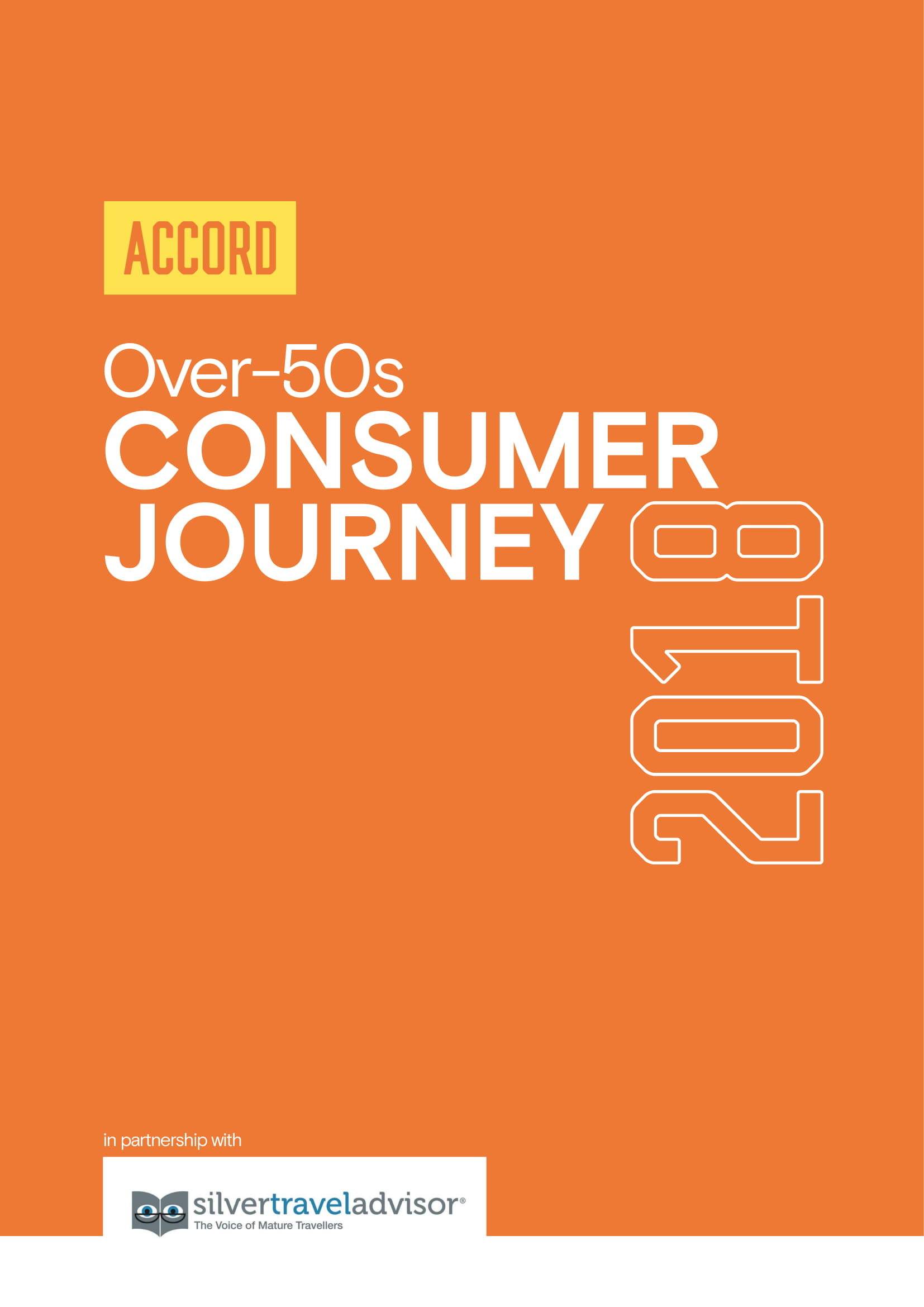 Over 50's Consumer Journey