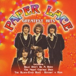 - This is PAPER LACE - GREATEST HITS, one of many CDs we released.PAPER LACE sold over 20 million copies throughout the world.