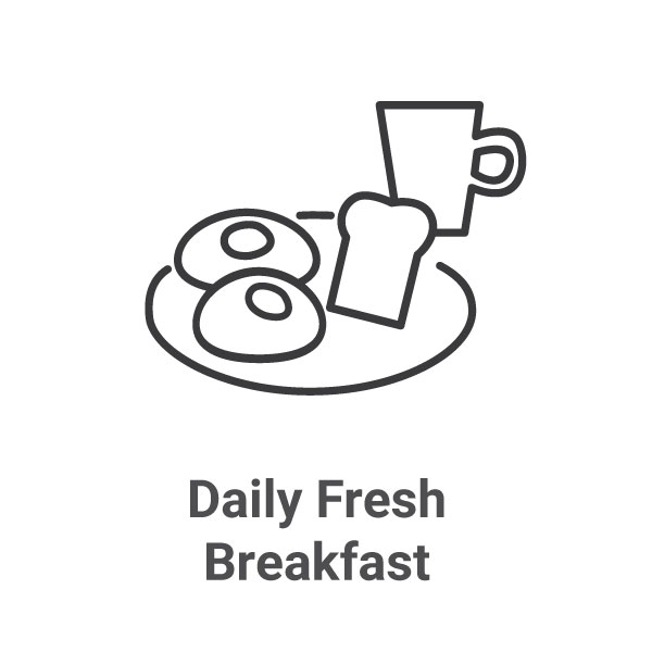 daily fresh breakfast