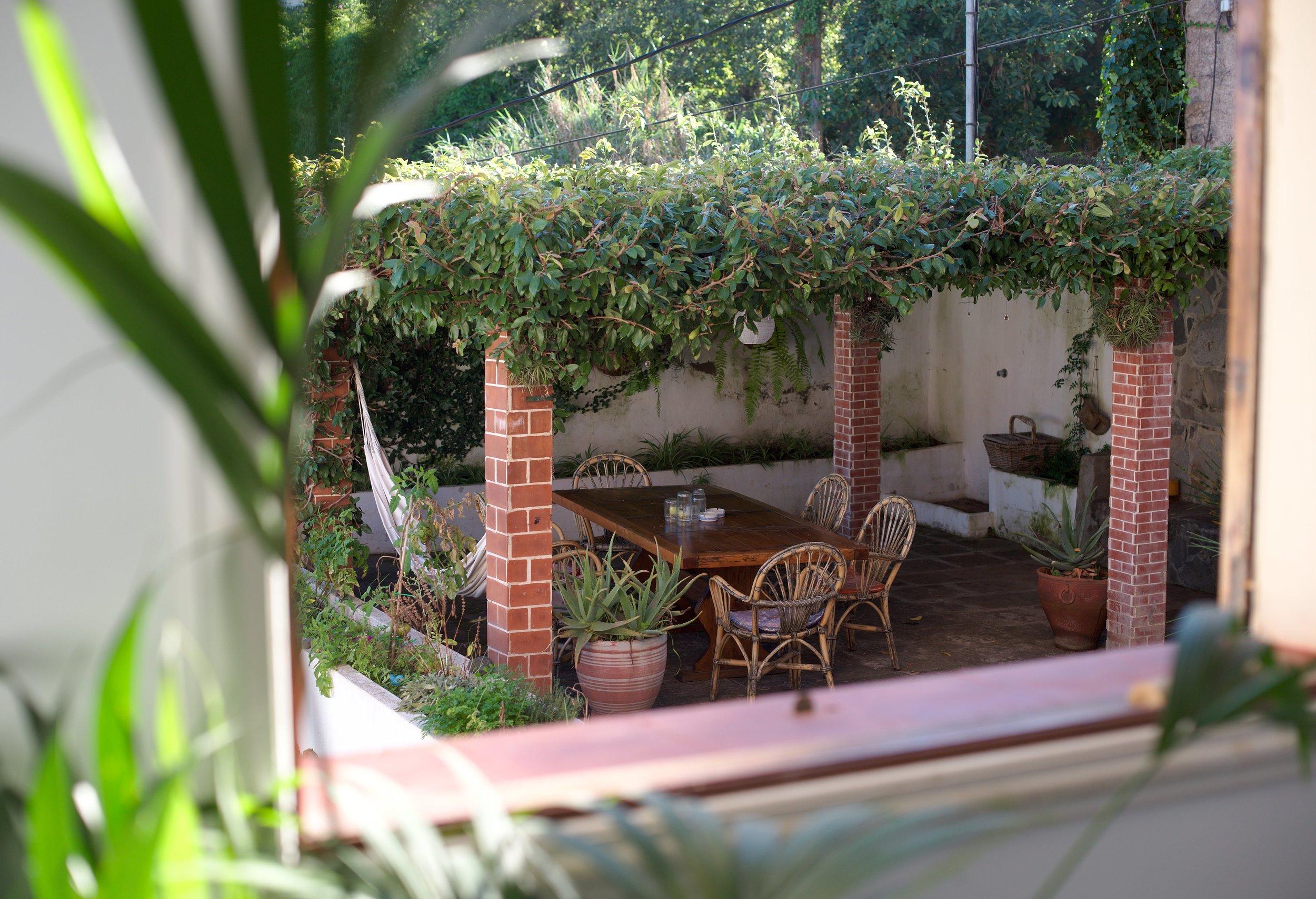 garden at Nine