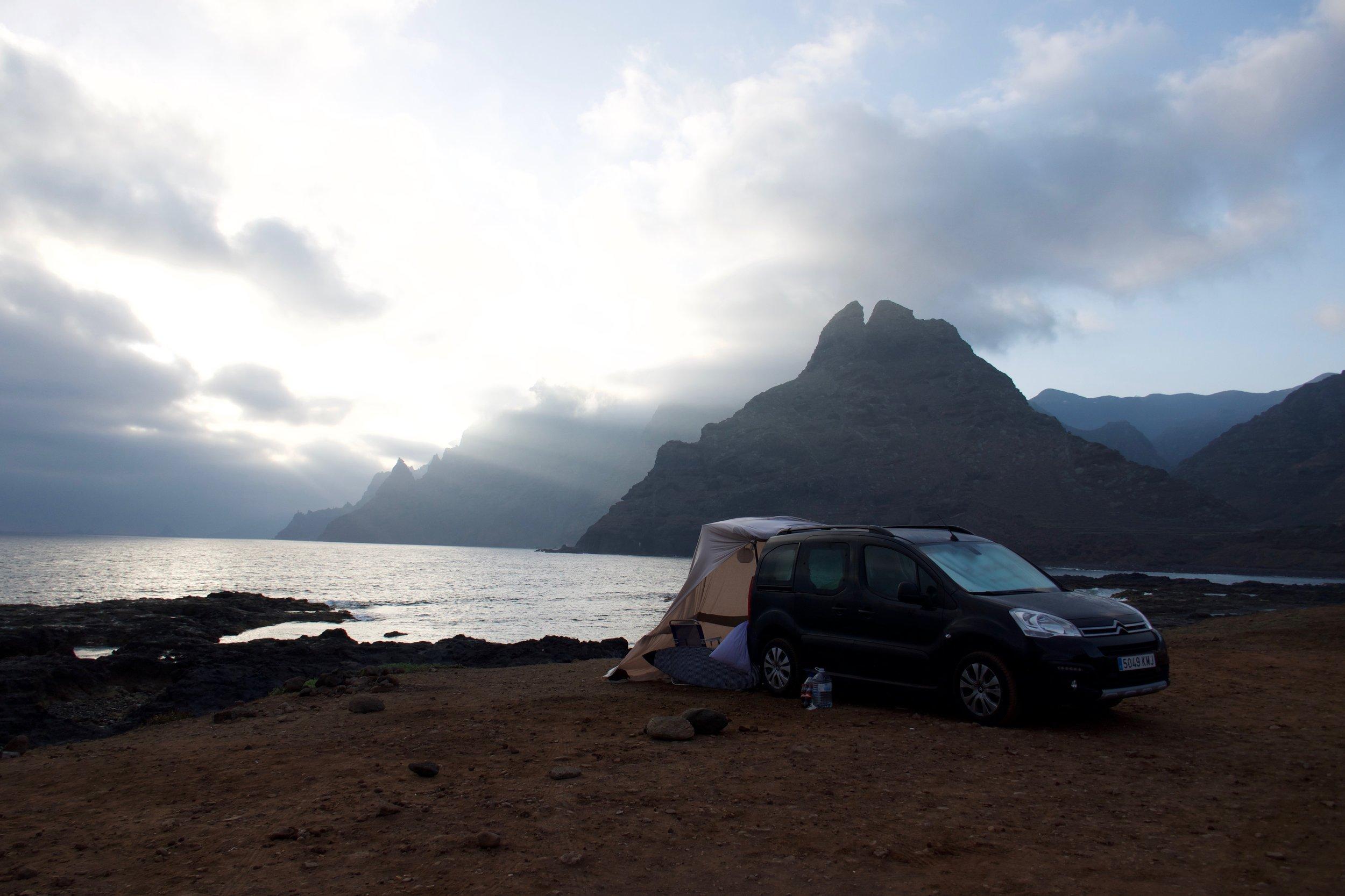 camping Tenerife