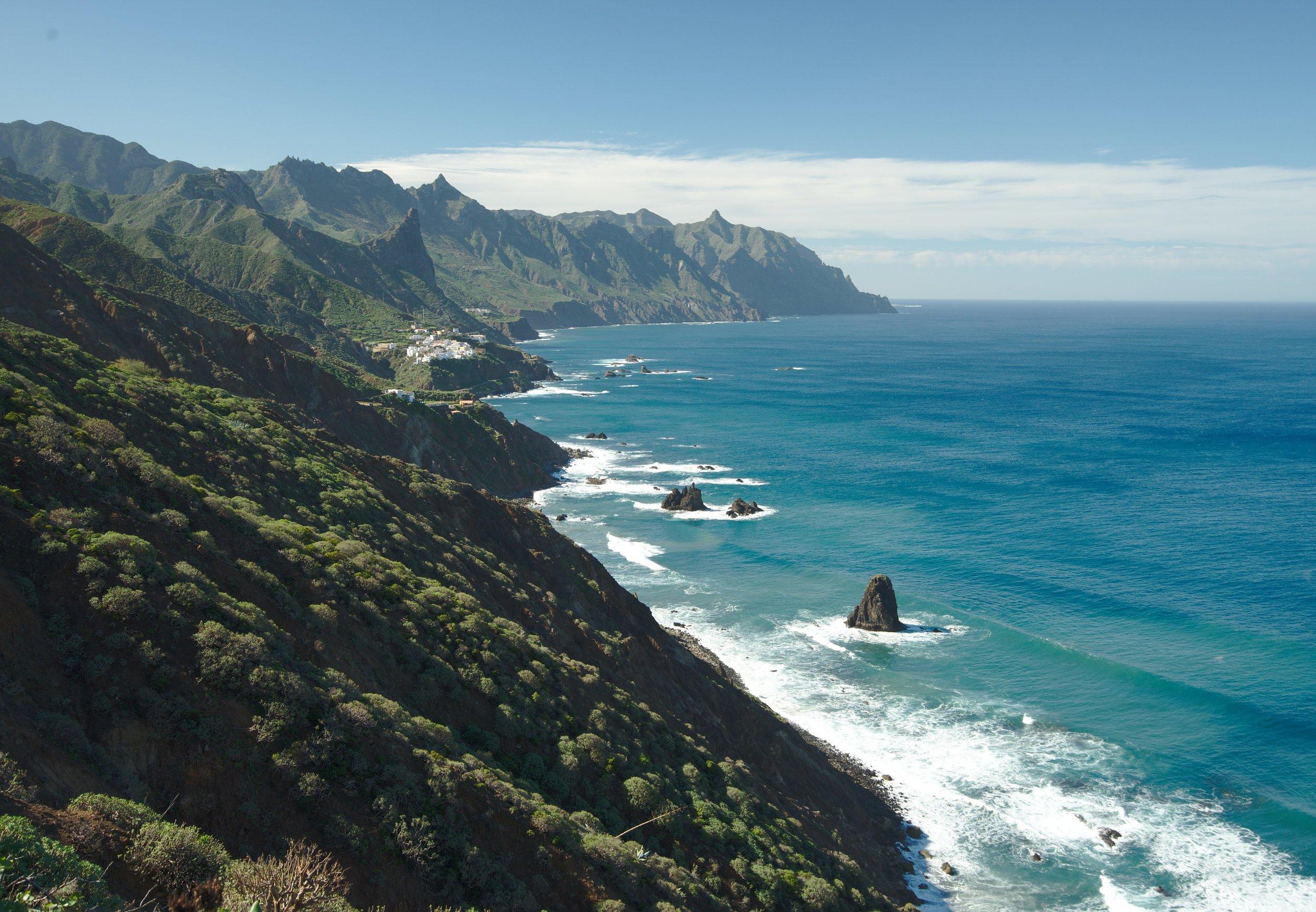 Anaga coast - photo by Novomonde