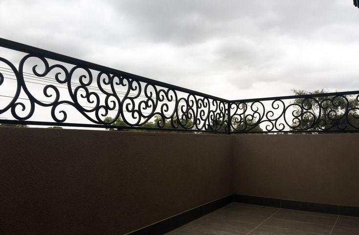Melbourne Wrought Iron Balcony