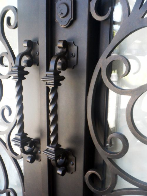Melbourne wrought iron