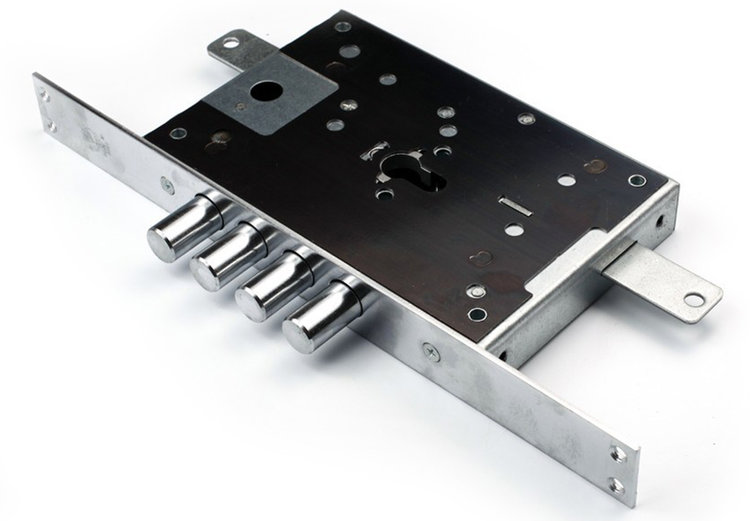 ISEO-FIAM lock, made in italy and perfect for providing the best security to your home.