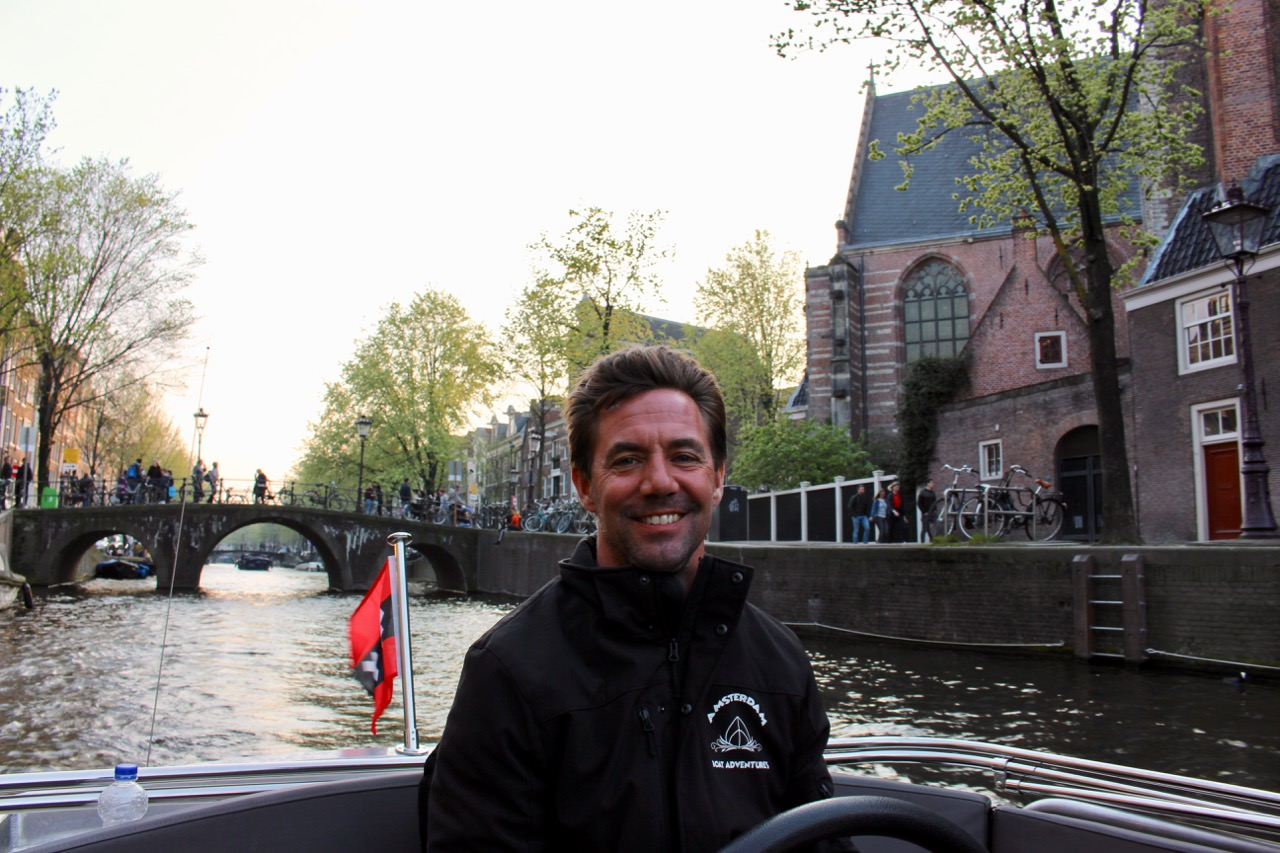 Amazing Amsterdam Boat Tours and Canal cruises