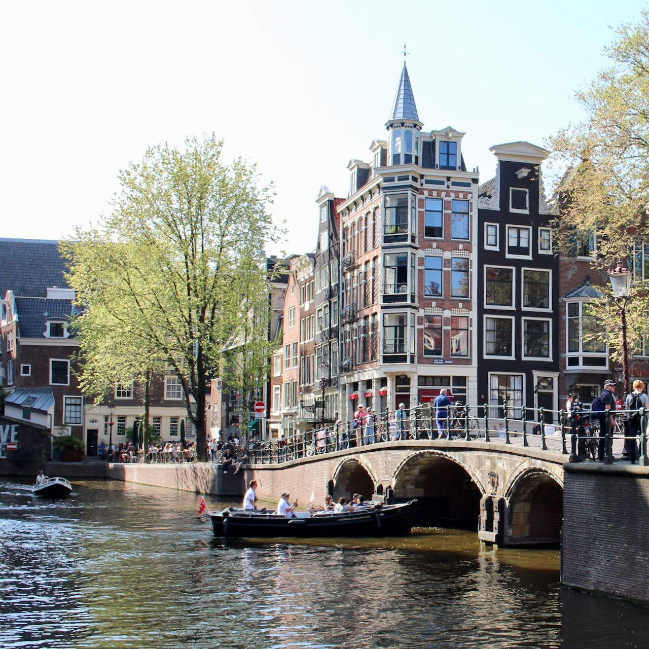 Copy of Amsterdam Boat Tours old city center