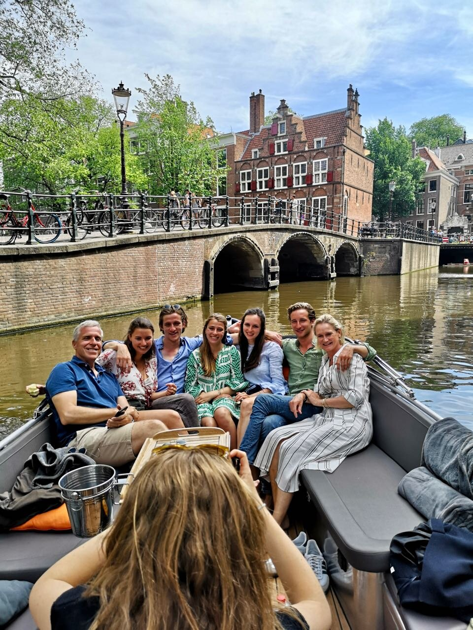 Private old city boat tour