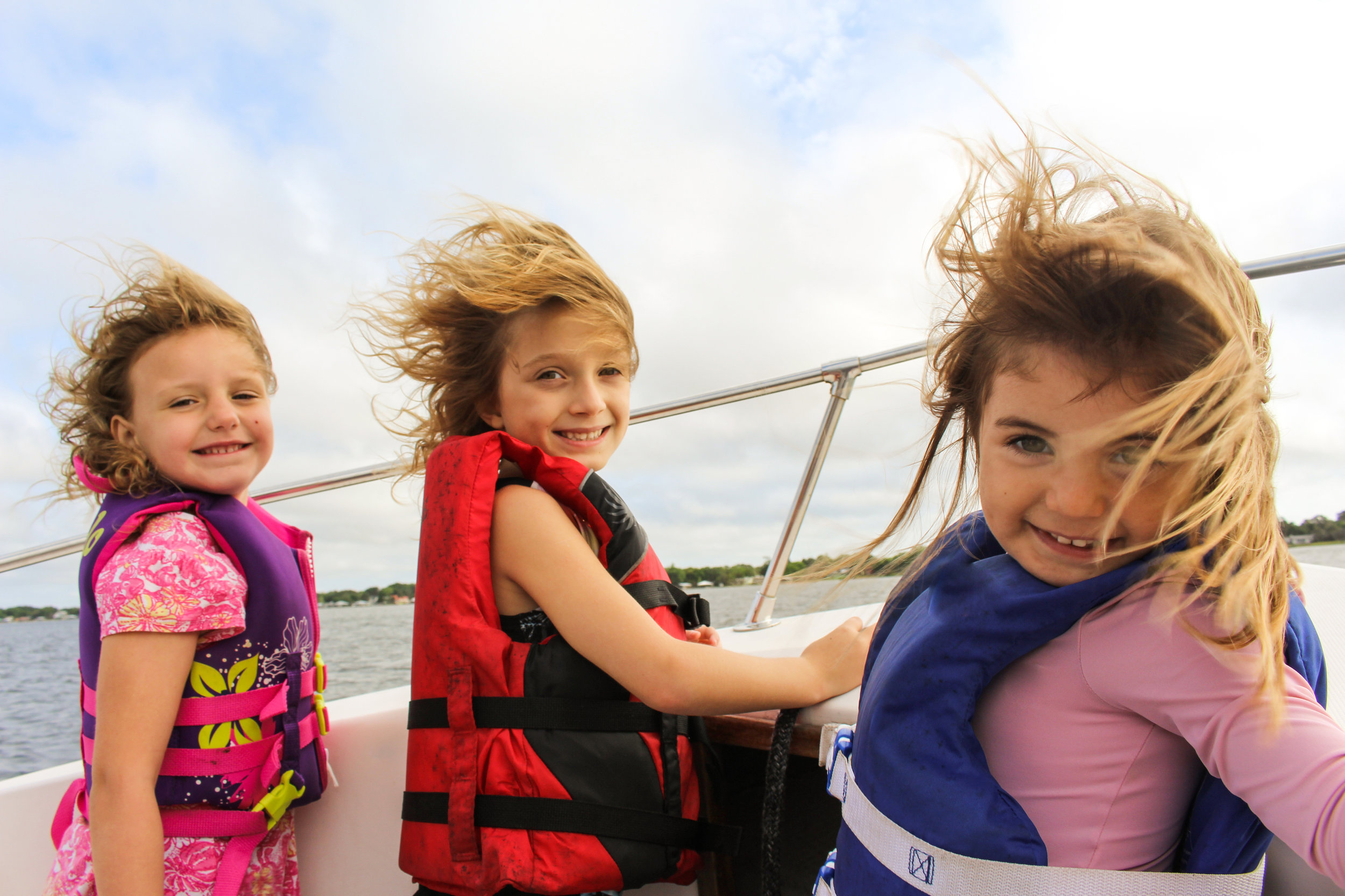 - Family & FriendsSwim, Relax, have FUN! Our boats are perfect for a day on the water with your family or friends.Create your vacation memories boating our beautiful waters!