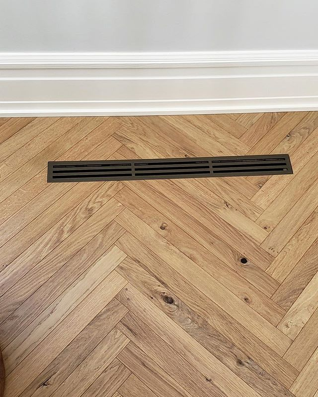 We planned out this custom made linear slot that is flush with the finished floor over 2 years ahead of install!  #TONERhomematters #forensicwalkthrough  #houstonconstruction #houstonhome #houstonrealestate #houstonbuilders #houstonbuilder #houstoncustomhomes #homewalkthrough #homeowner #buildinghouston #houstonarchitecture #houstonengineers #homedesign