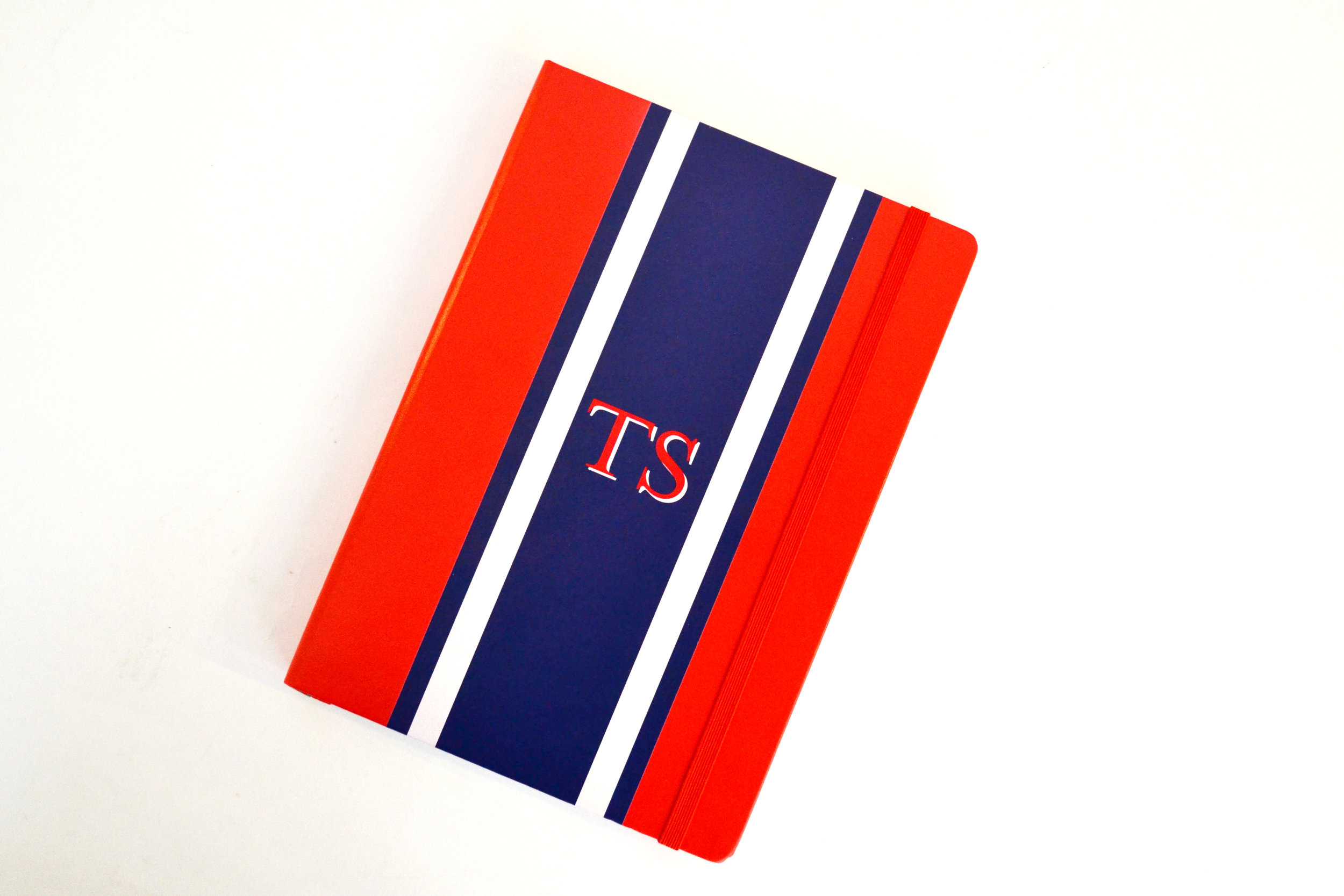 Personalised Journals