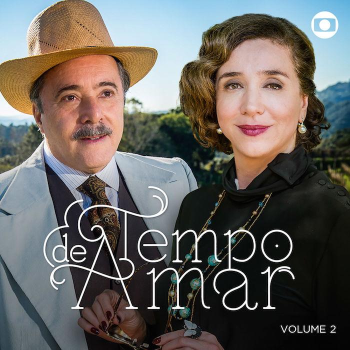 Marisa Orth • Fado da Despedida (Novela Tempo de Amar)