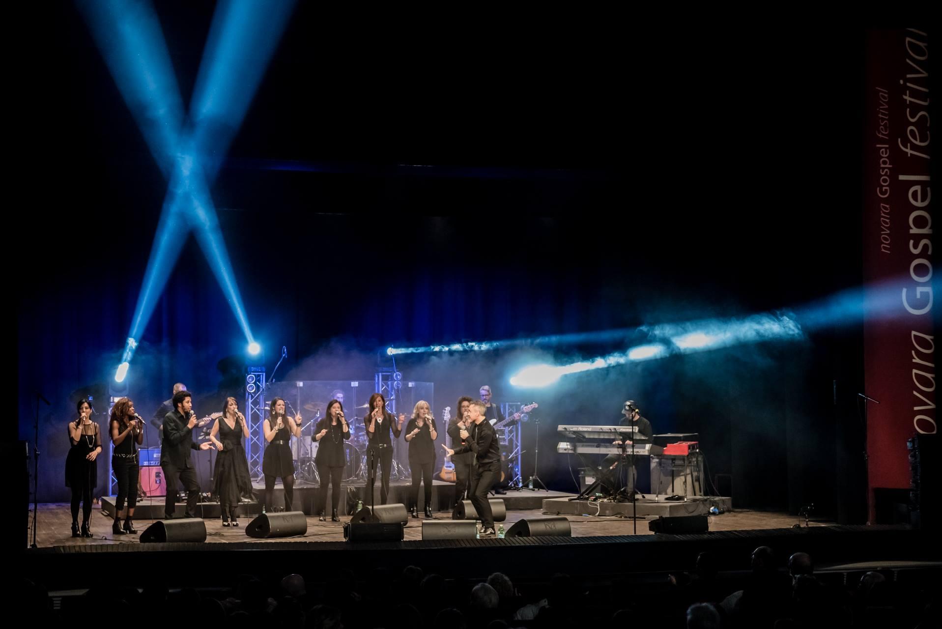 Brotherhood Gospel Choir • Novara, Italy