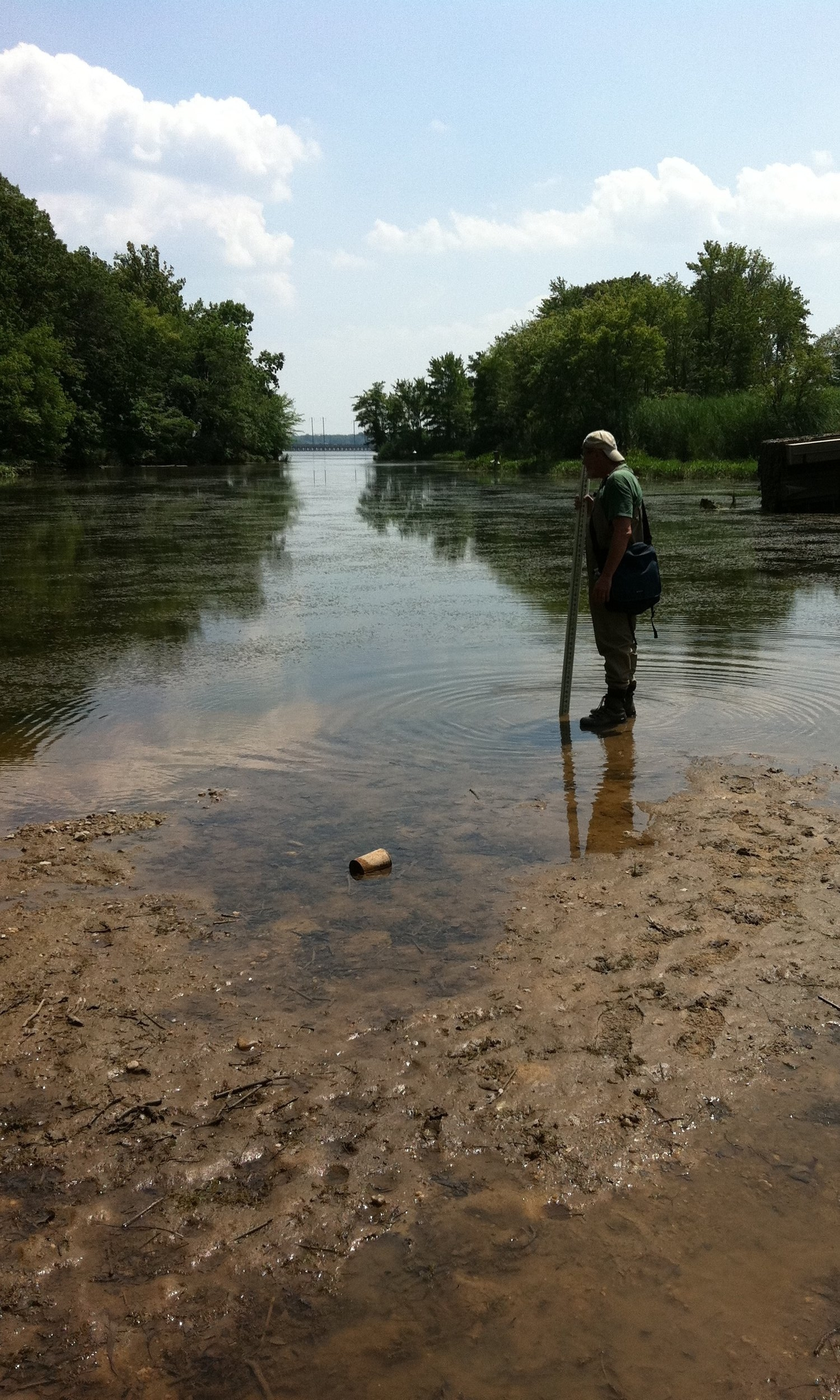 Foster Branch Watershed Assessment, Sediment Abatement Study & Small Watershed Action Plan
