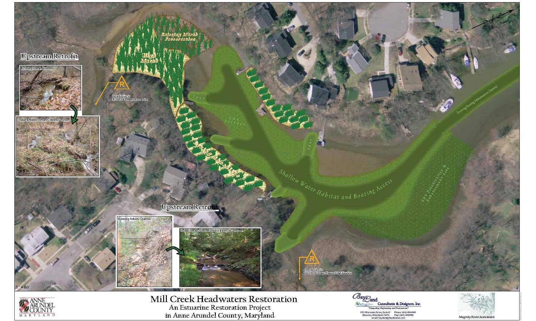 Mill Creek Headwaters Restoration