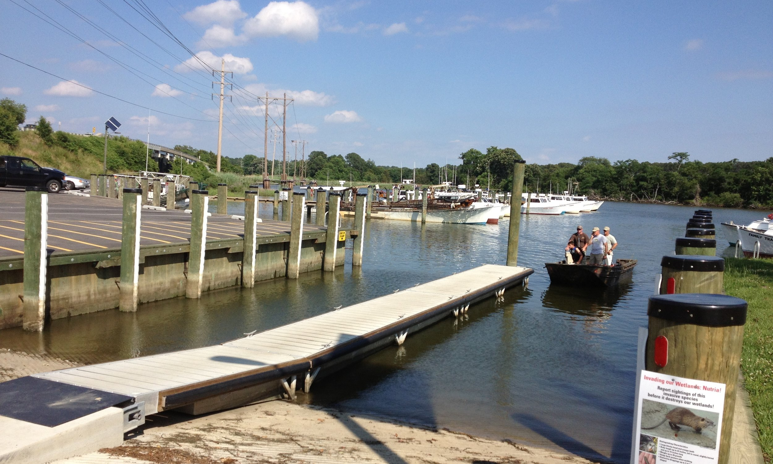 Talbot County Boating Access Site Improvements