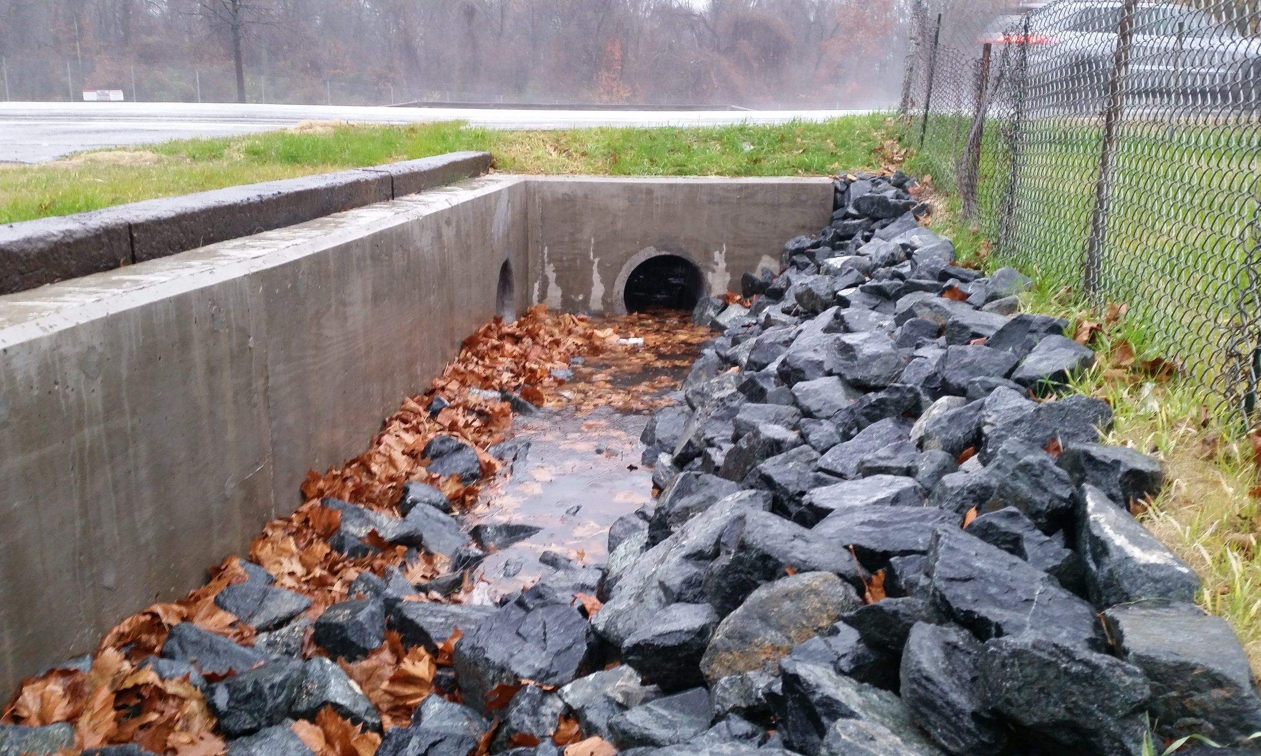 Mulberry Road Storm Drain Improvements