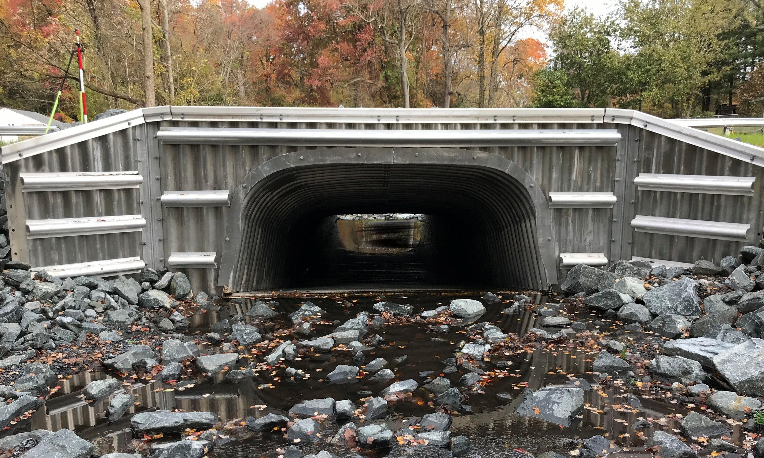 Elvaton Road Culvert Replacement