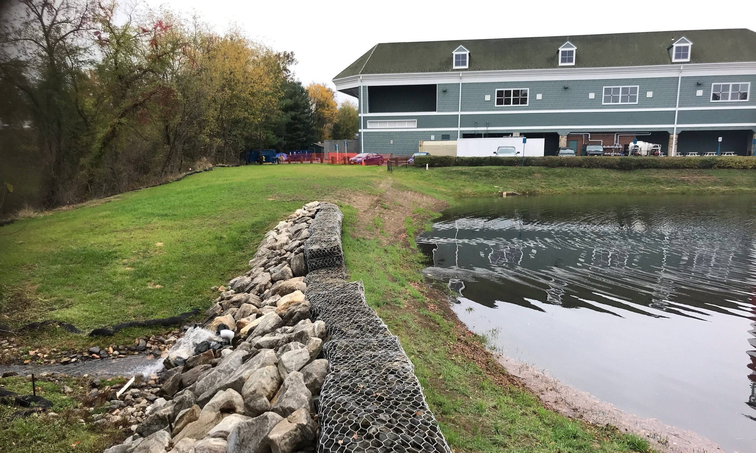 Annapolis Harbour Center Pond Retrofit
