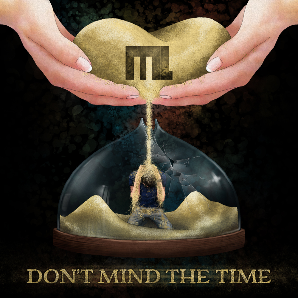Don't Mind the Time - Album Cover Design