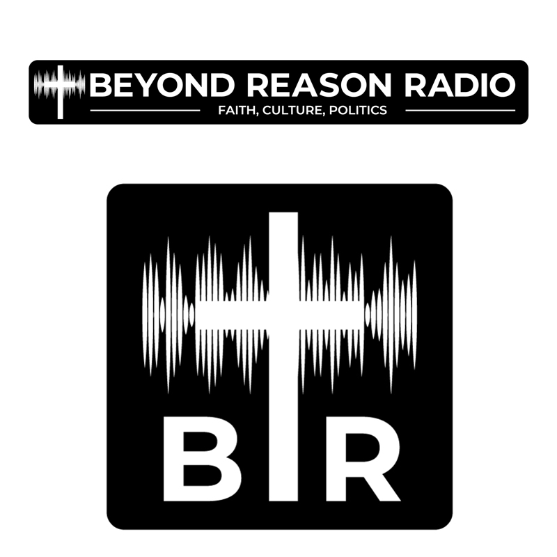 Beyond Reason Radio Web Logo and App Icon