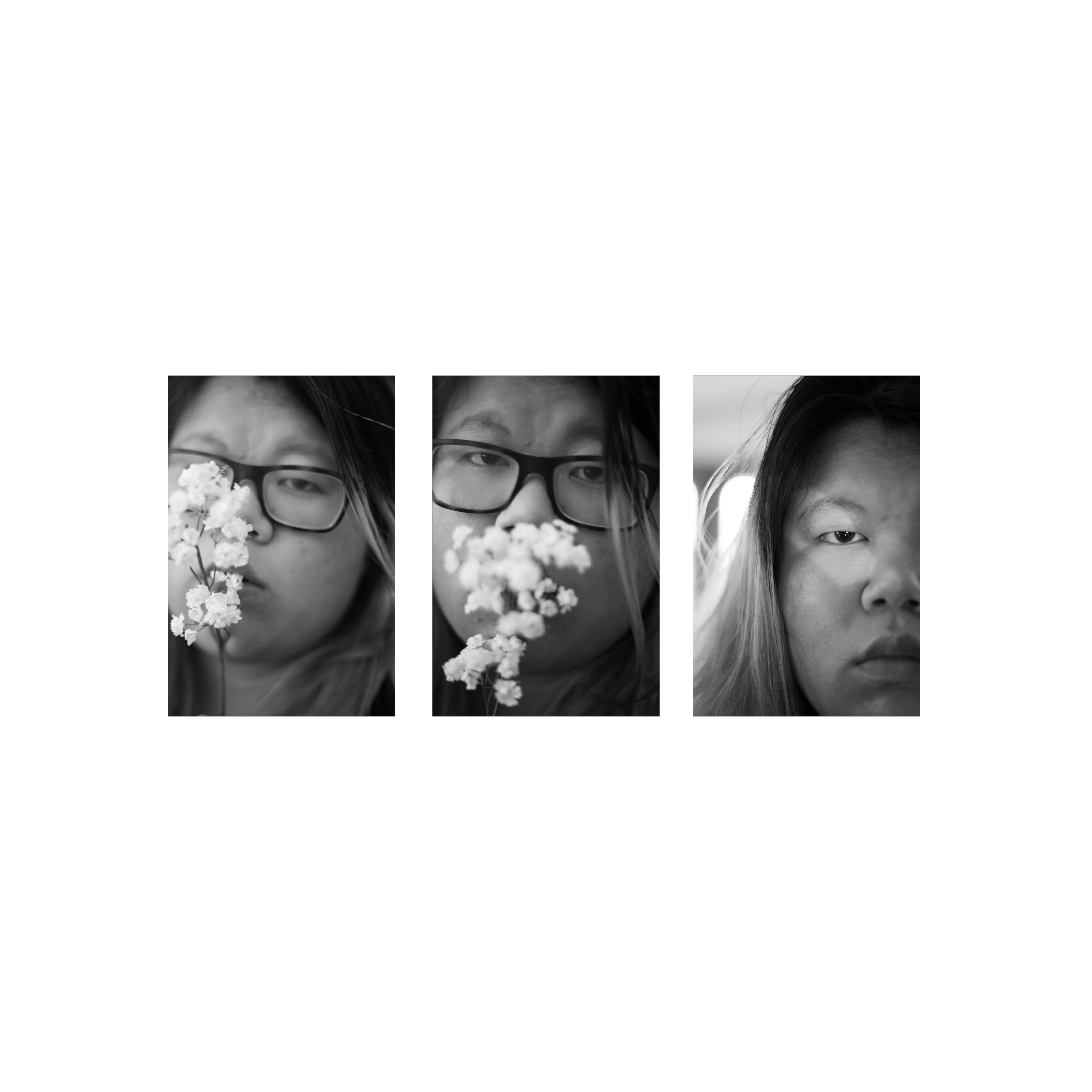 Self- Portrait Series,  2018