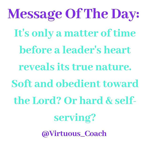 ....! #Leadership #ServantLeadership