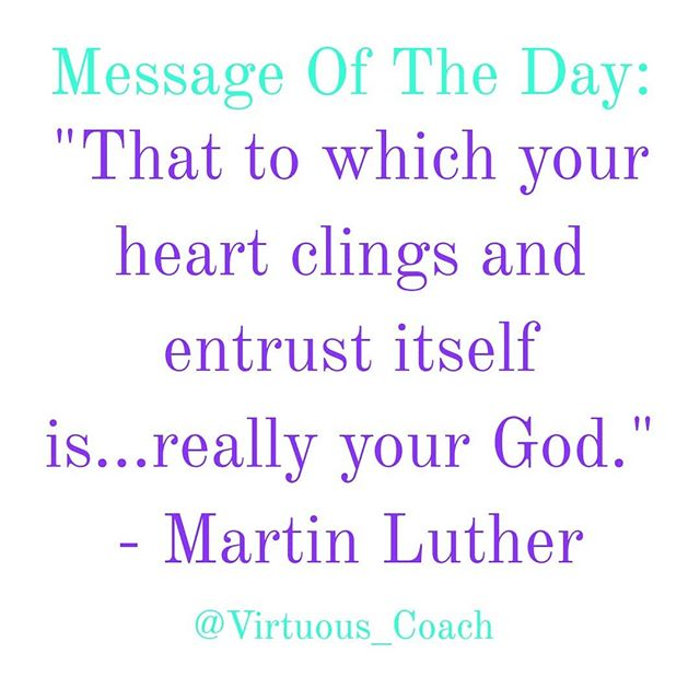 Who or what has your heart??