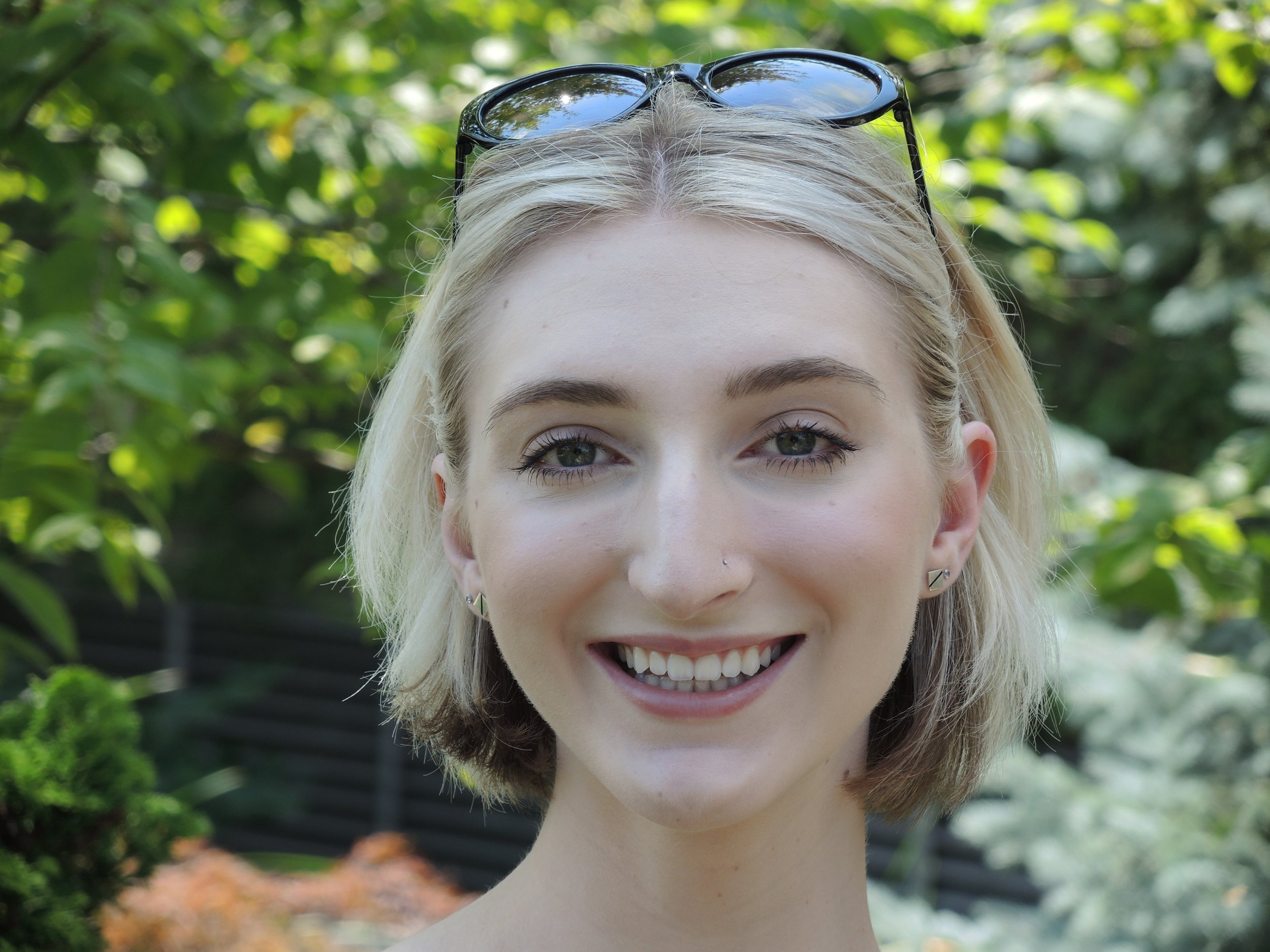 Olivia Krygowski is a third year biology major graduating this May, 2020. She is an undergraduate researcher working with Yasaman Heidarian. They are studying the role of L-2HG in a  Drosophila  model of renal cancer.