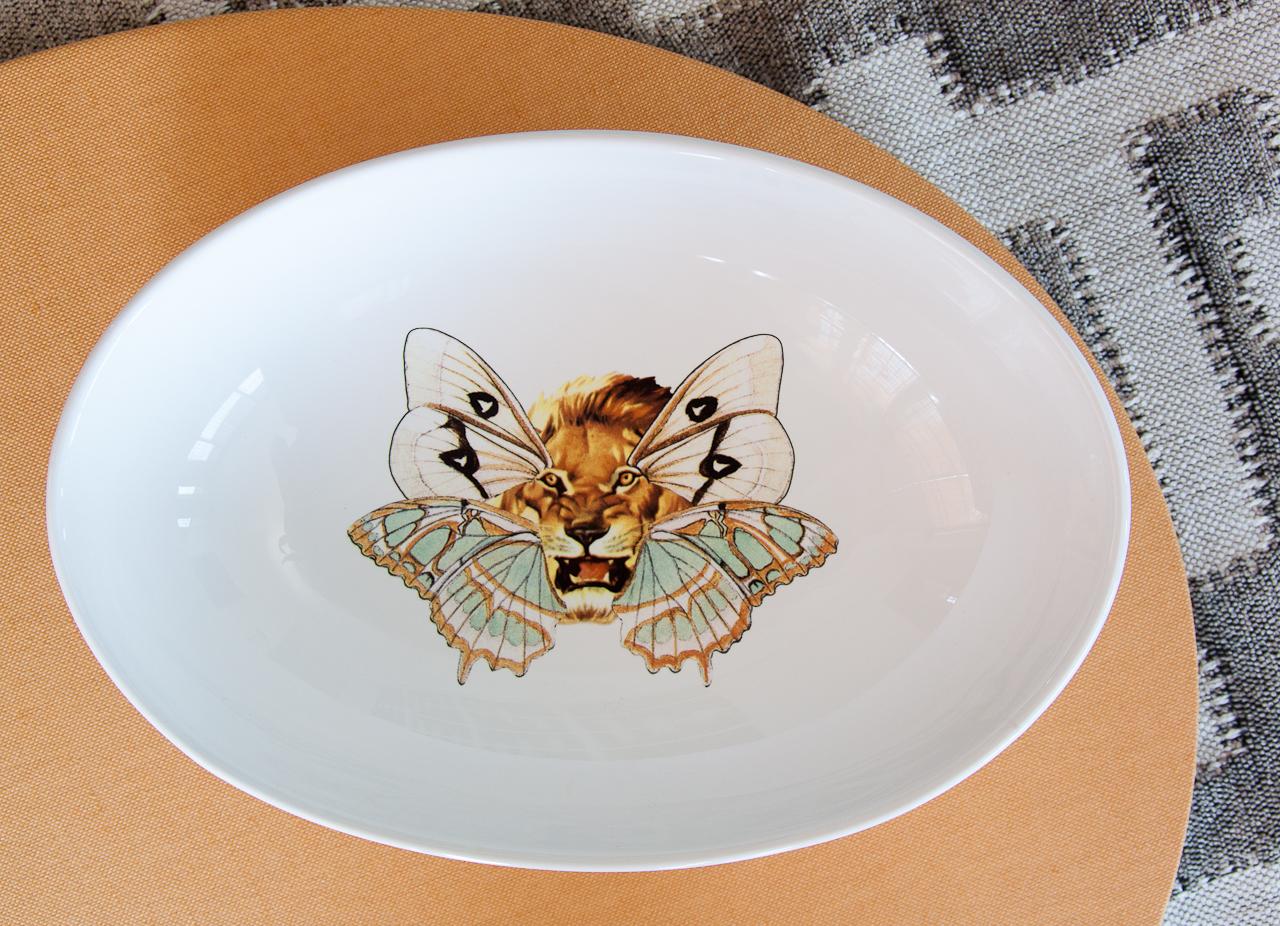 Ciotola Leone   Lion Bowl