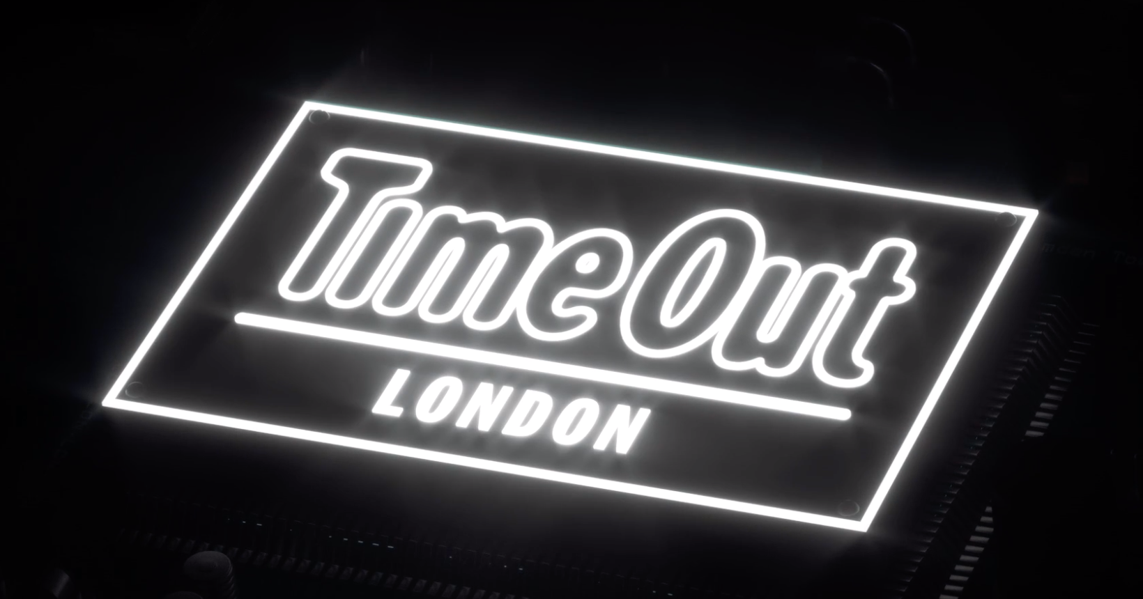 Ben Fearnley X Time Out