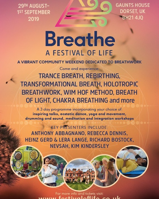 Inviting you to join us for another year to celebrate all that is breathwork! Experience lots of different modalities under one roof! Feel the love and connection this event brings to the soul #breathing #breathwork #wimhoff #rebirthing #love