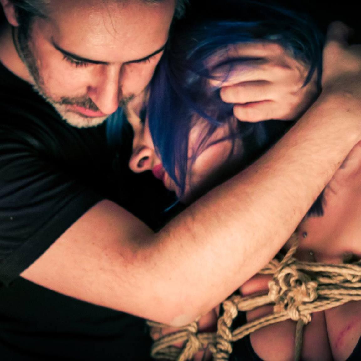 Zor Neurobashing - Madrid, SpainWorkshops // Tuition // SessionsPerformance // Artistic WorkPhotographyemail // website // fetlife // instaMadrid Shibariropework: Zor Neurobashingstill: Srta Dahimodelling: bondagedoll