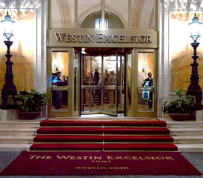 The Excelsior Hotel in Rome offers the worlds most comfortable mattresses. I know, I've slept on them. Would you like to own a slightly better bed for under $1000?