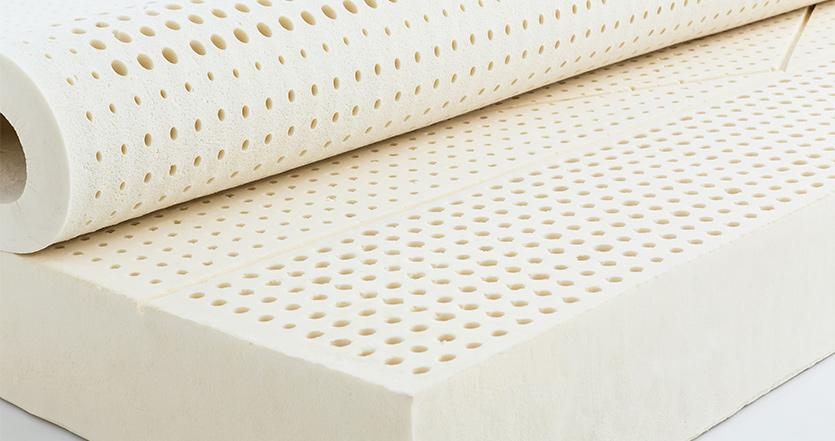 A natural latex mattress is truly chemical free, since virtually all other foam type beds are made using petroleum based polyurethane foam material.