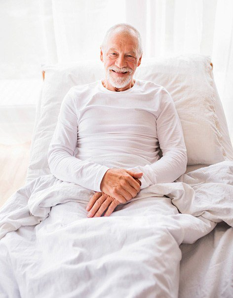 A mattress for end of life application can bed wonderfully enjoyable, comfortable, and soothing.