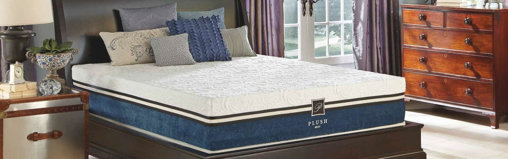 Plushbeds, an American company that specializes in an outstanding line of pure latex mattresses, used to be Marc's arch rival in the bedding business. Now, he refers customers to them and stands behind their stellar product line.  Check them out.
