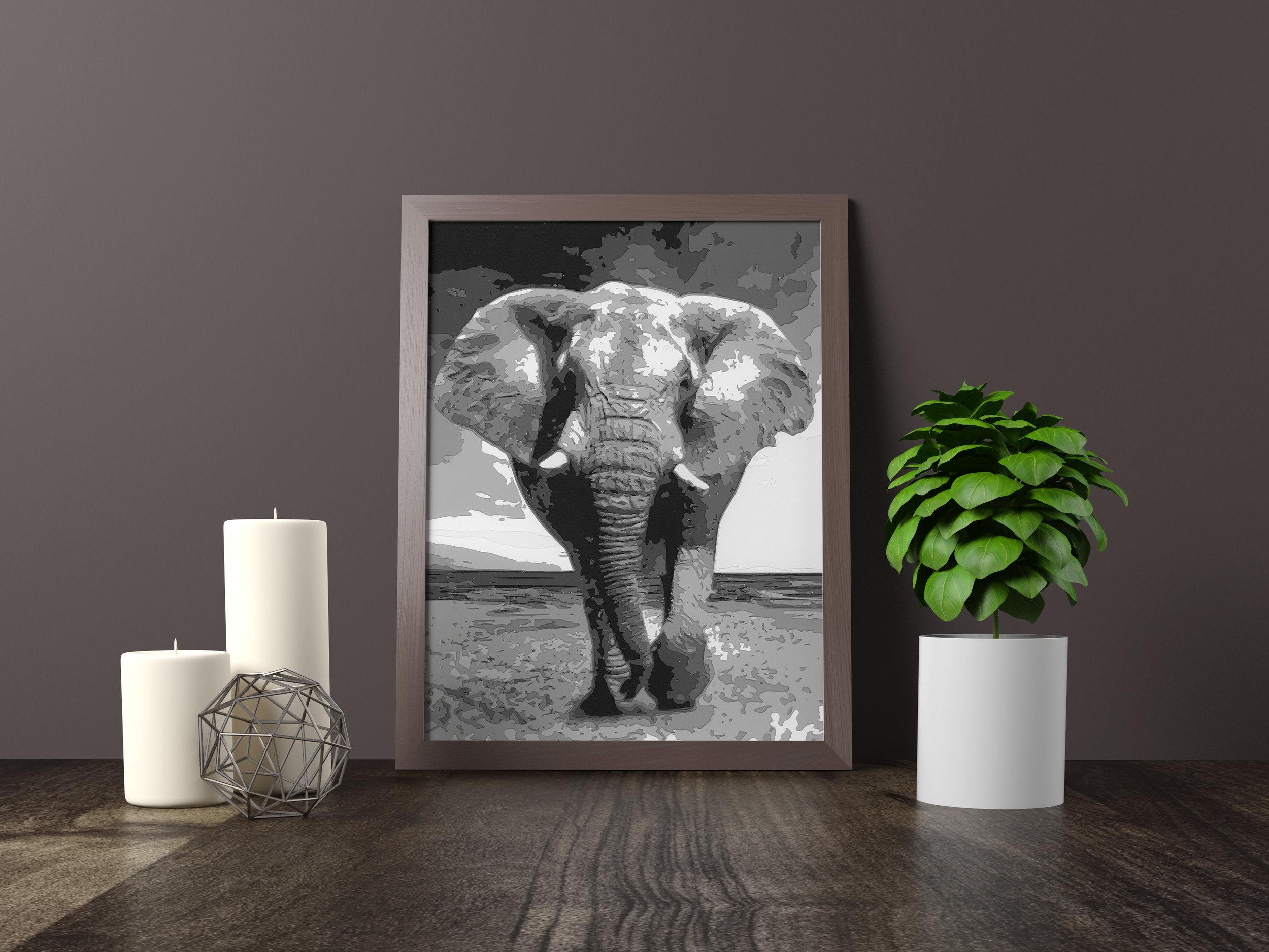 ELEPHANT 2 - Original *FOR SALE*11