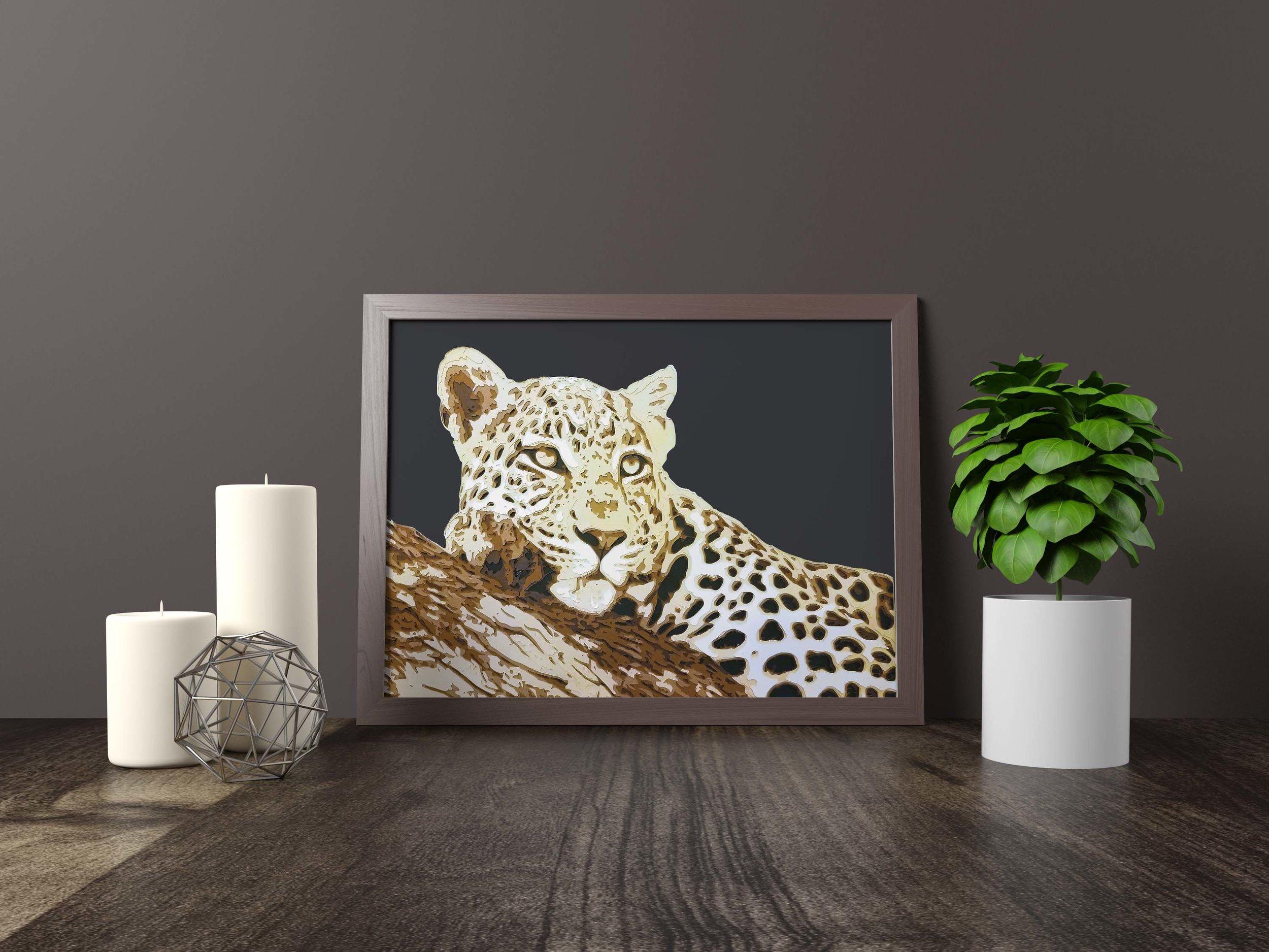 Leopard - Original *SOLD*11