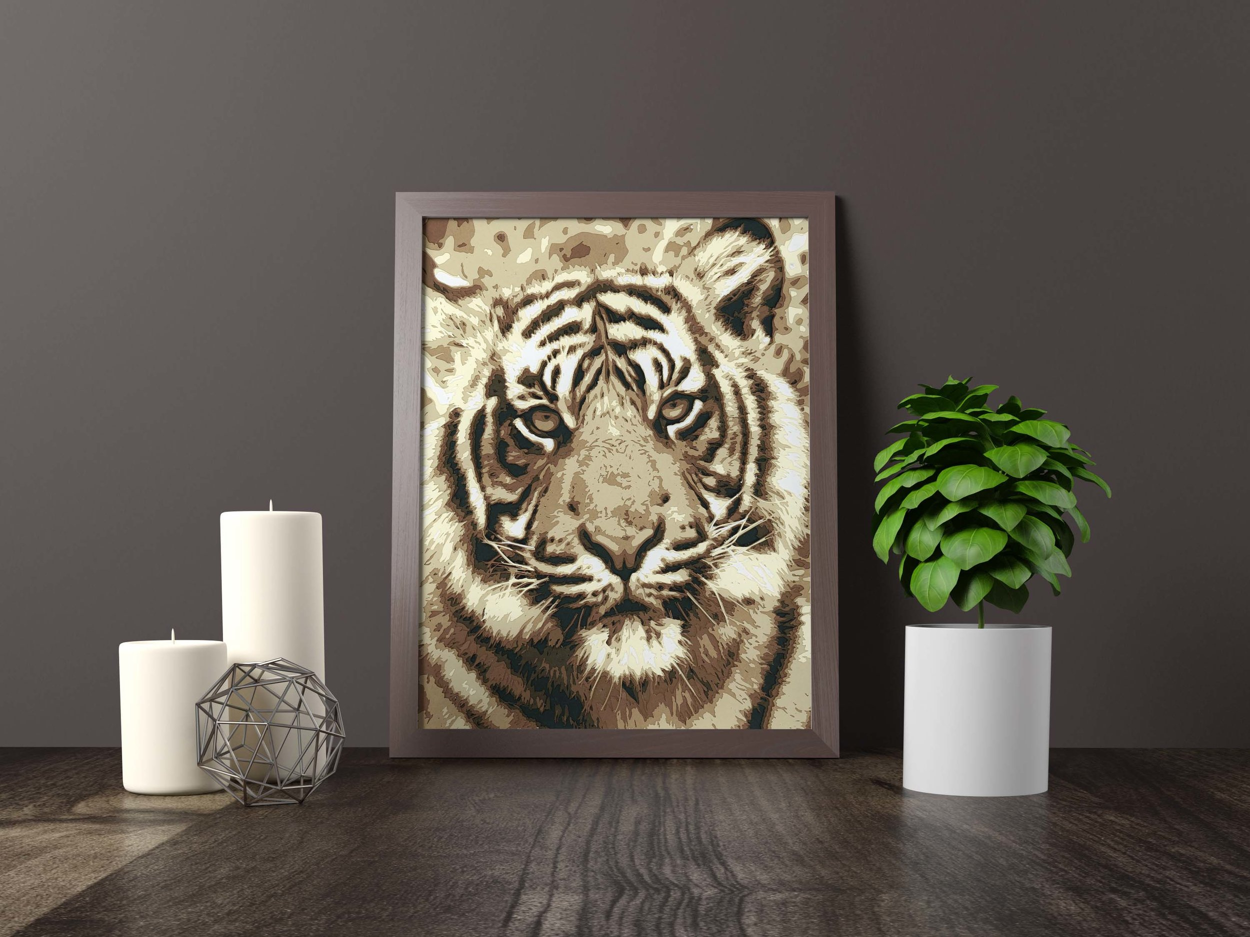 tiger 2 - Original *SOLD*11