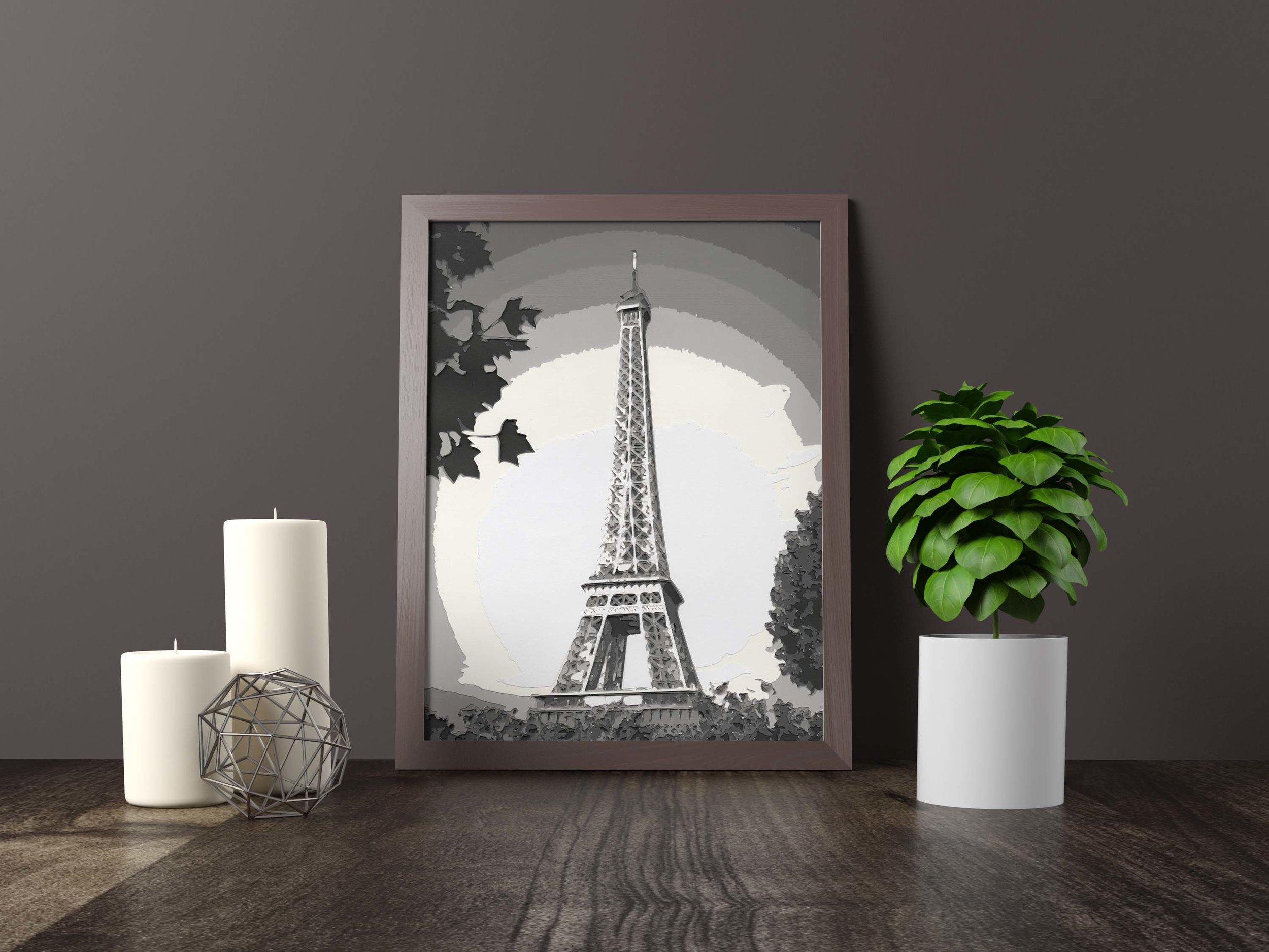 Eiffel tower - Original *FOR SALE*11