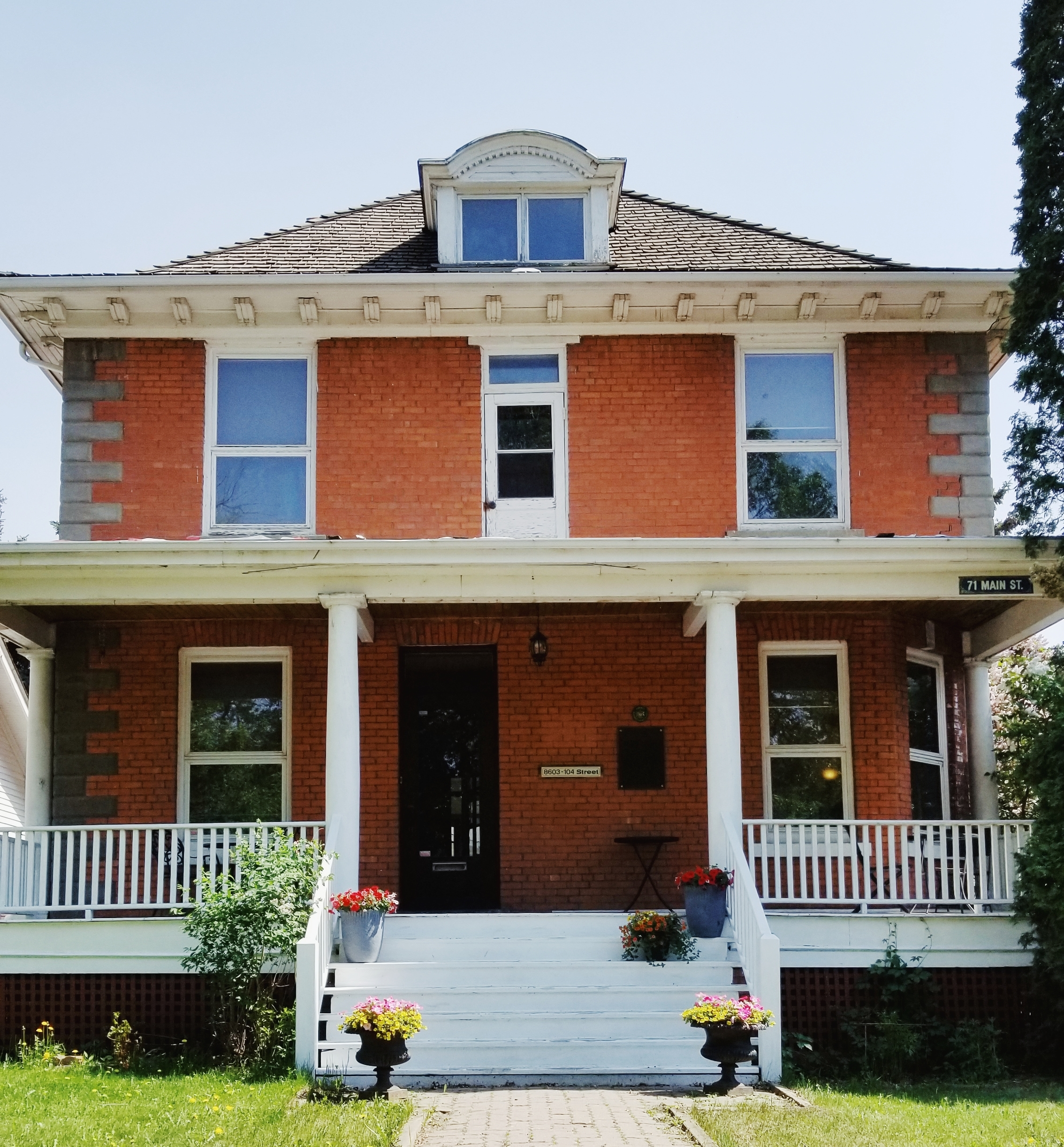 McKenzie Residence front view