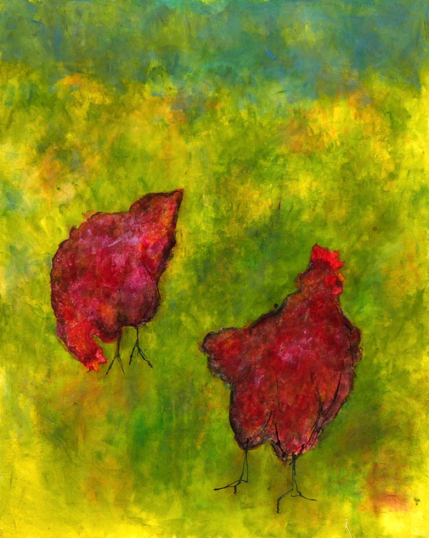 Old Hen