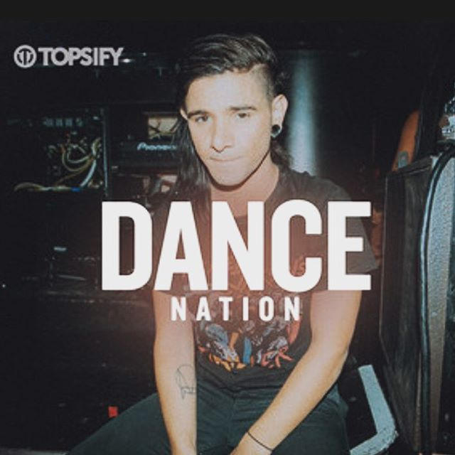 Massive 💜 to @topsify for adding She's Got You to the Dance Nation playlist, now available on @spotify 🔥 #topsify #newmusicalert #artiststowatch