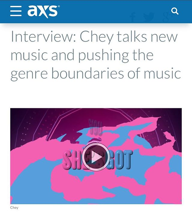 I loved this interview with @axsevents check it out on their website 👉 https://goo.gl/mNDzKw  #newmusic #pop #newartist #interview #electronicmusic