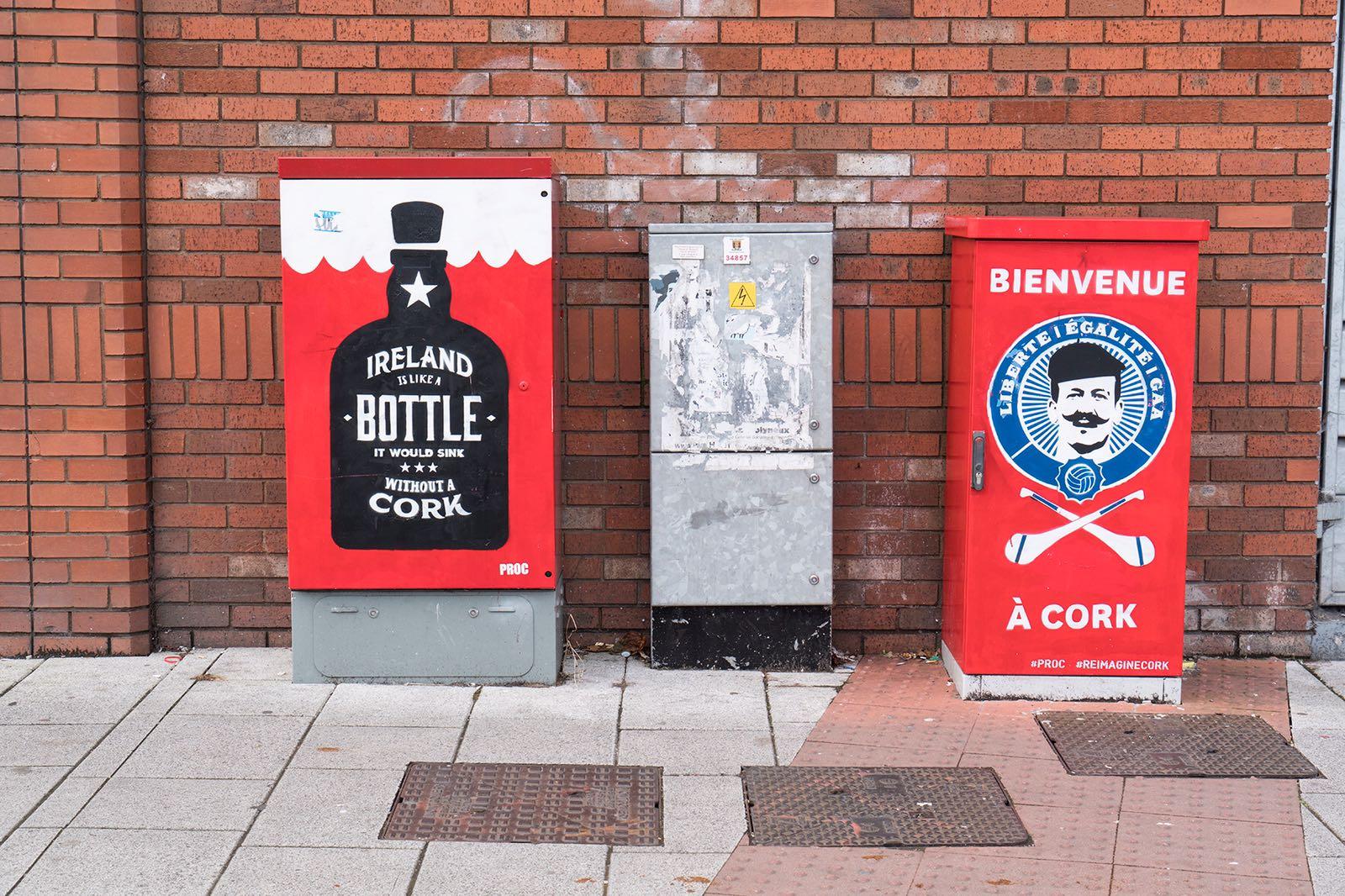 Graphic Design in Cork, Ireland.