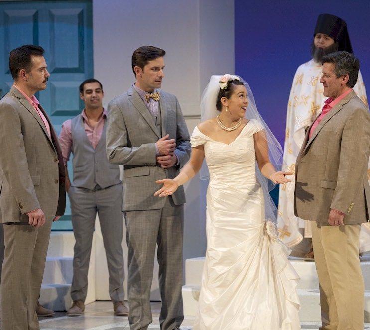 Michael Torontow (Sam), Paul Almeida (Pepper), Jay Hindle (Harry), Michelle Bardach (Sophie), Frankie Cottrell (Father A.), Warren Kimmel (Bill)