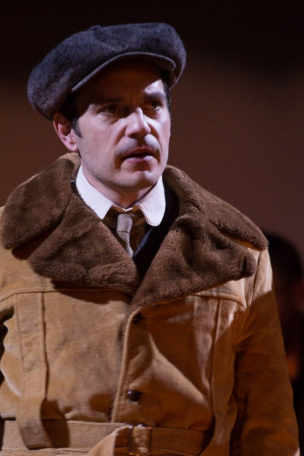 """""""Floyd Collins"""" - Vancouver PresentsThe Huffington PostAbove Photo: luca Ragognaother Photos: David Cooper"""